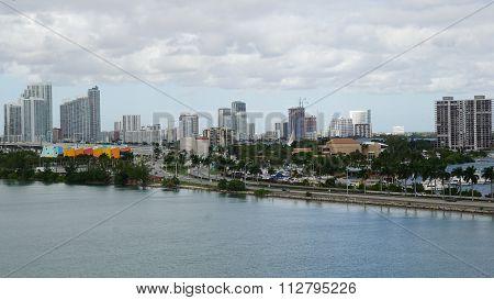Miami in Florida