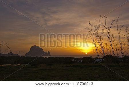 Es Vedrá Island