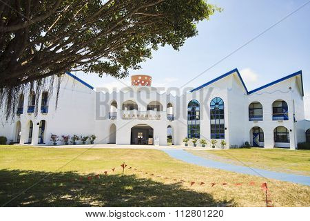 The Most Beautiful Taitung Conunty Fong Yuan Elementary School