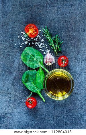 Fresh Vegetables Ingredients