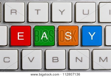 Easy On Keyboard
