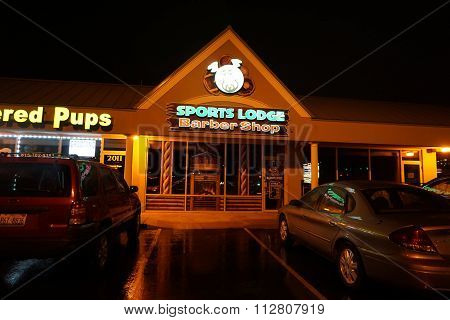 Sports Lodge Barber Shop