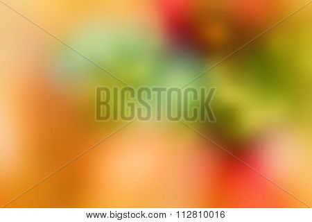 Red Pink Yellow Colour In Soft Mood For Abstract Valentine Background