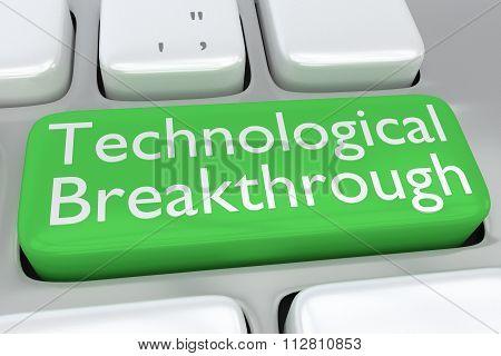 Technological Breakthrough Concept