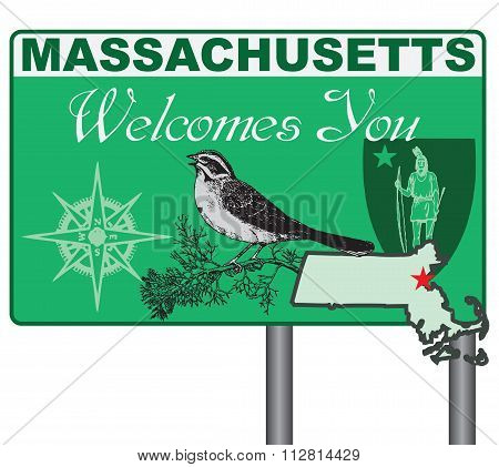 Massachusetts Welcomes You