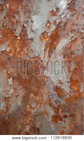 Rusty Grunge background
