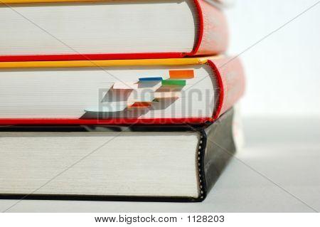 Three Pile Books