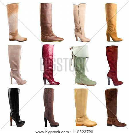 Female Boots Collection