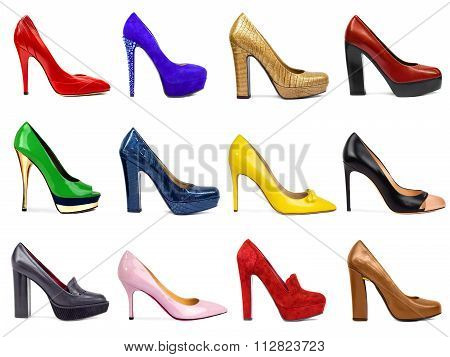 Female Footwear Collection