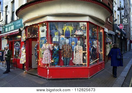 Fashion Boutique - London