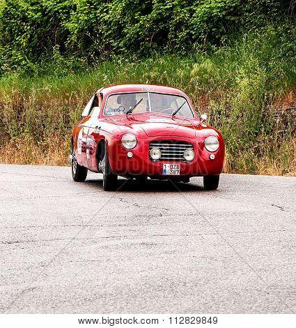ZAGATO FIAT 1100 E Berlinetta 1950