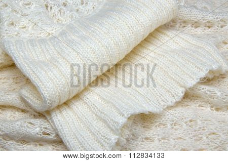 Lavish Turtleneck Of A Woolen Sweater