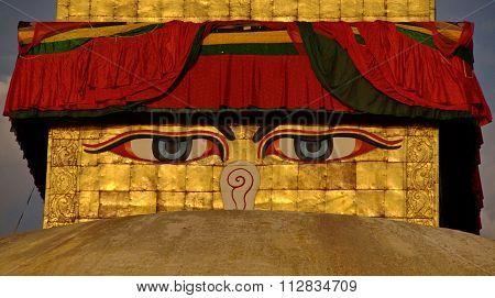 Buddha's Eyes