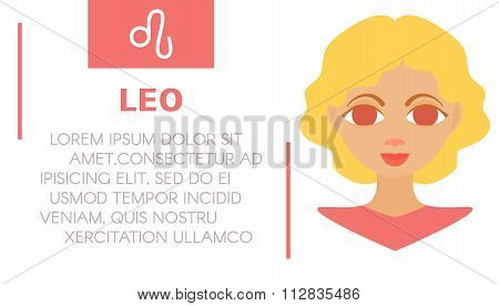 Leo Zodiac Sign Astrological Prognosis For Women