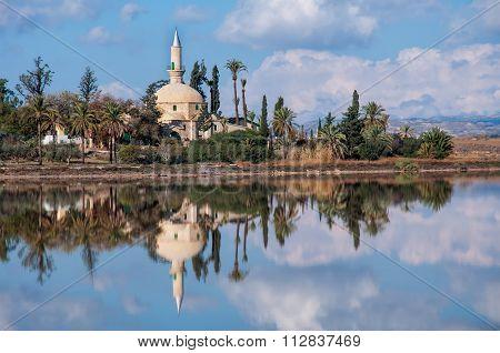 Hala Sultan Tekke in Cyprus