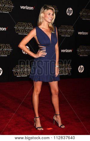 LOS ANGELES - DEC 14:  Kelly Rohrbach at the