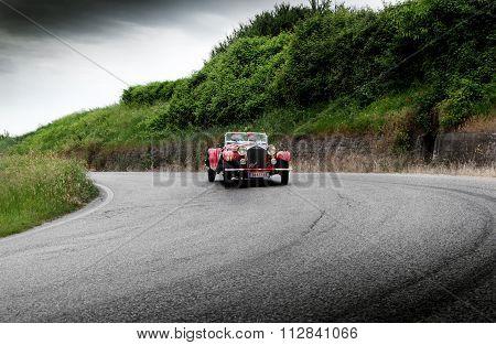 ALFA ROMEO 6C 1750 GT 1932