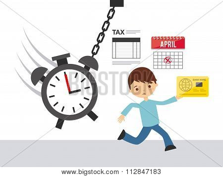 taxs day design