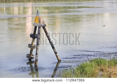 Water level river