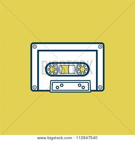 Audio Cassete.