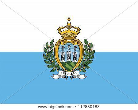 Standard Proportions For San Marino Flag