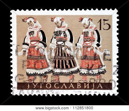 Yugoslavia 1957