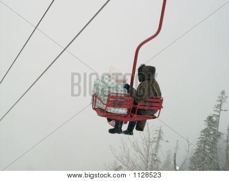 Major Bag Broken Ski  :-)