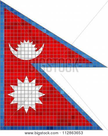 Nepal Flag.eps