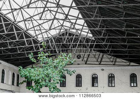 Bucharest, Romania - November, 15:  Filaret Station - The First Railway Station In Bucharest  - Bus