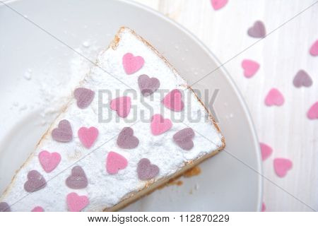Cheesecake for Valentines