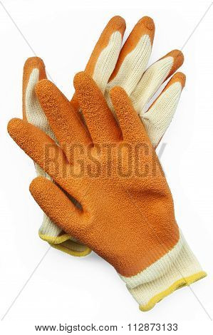 Protection grip gloves