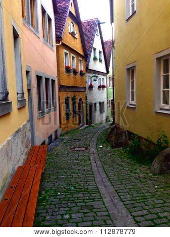 Rothenburg Alley