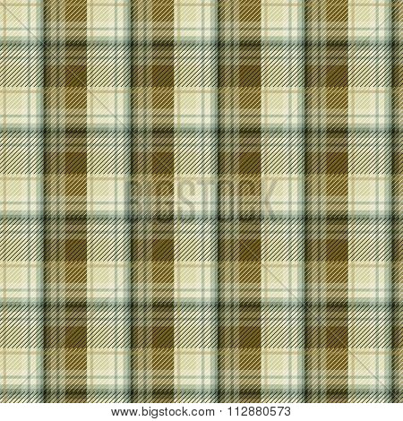 Brown Tartan Plaid Background