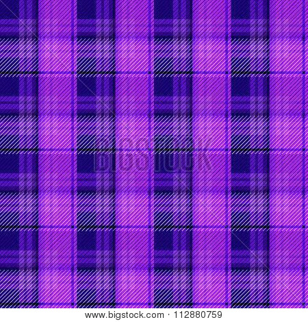 Magenta Tartan Plaid Background