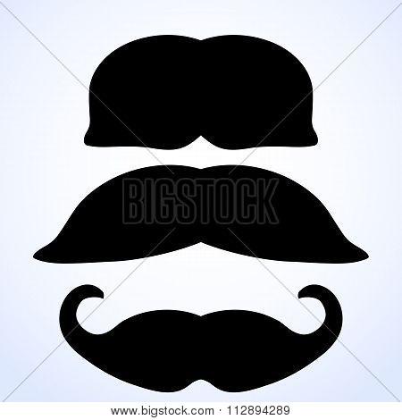 Moustache Set.
