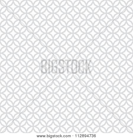 Design Vector Seamless Decorative Art Illustration Pattern Background
