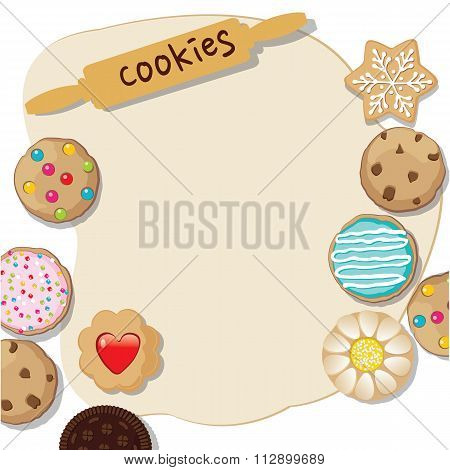 cookies template