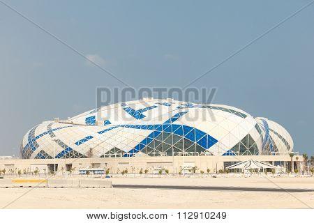Lusail Stadium In Doha, Qatar