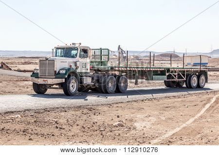 Western Star Truck In Bahrain, Middle East