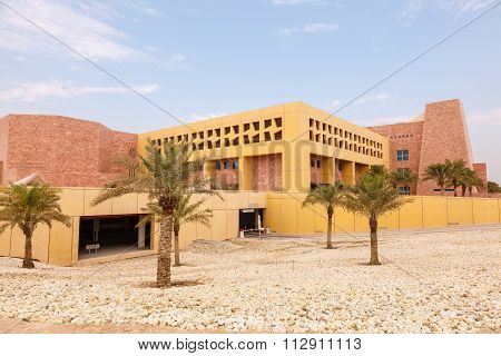 Texas A&m University In Doha, Qatar