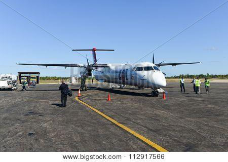 Lam Mozambique Airline