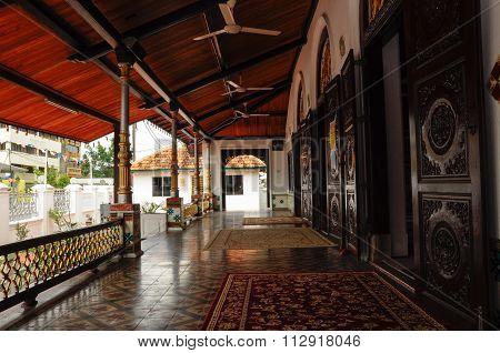 Tranquerah Mosque or Masjid Tengkera
