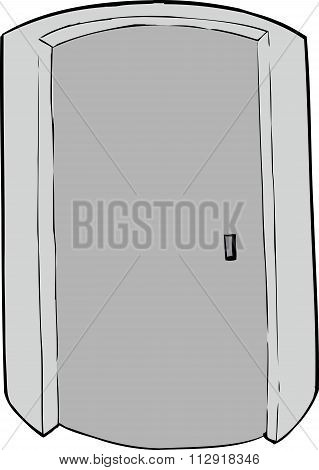 Cylindrical Elevator
