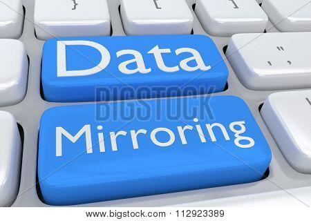 Data Mirroring Concept
