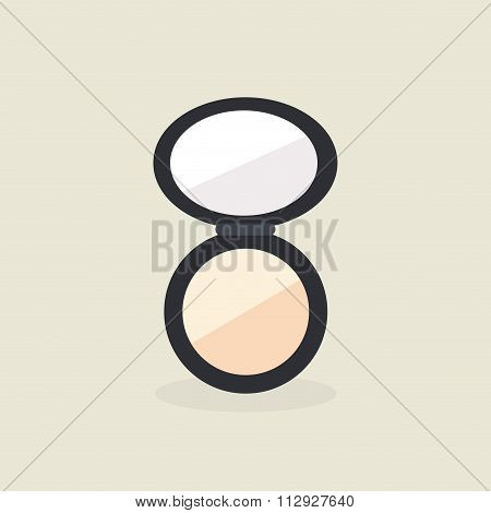 Abstract Makeup object