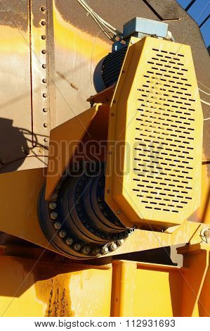 machine detail sand extraction