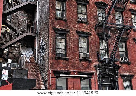 Typical New York Facades