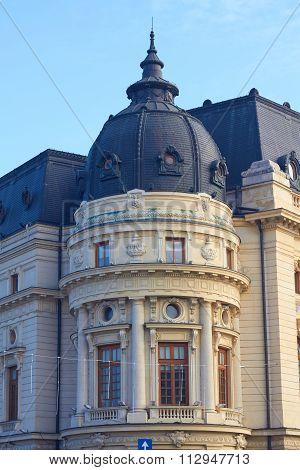 Bucharest, Romania - Desember 19, 2015