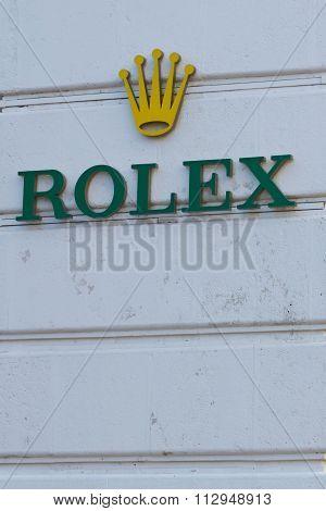 Rolex Watch Store In Bucharest