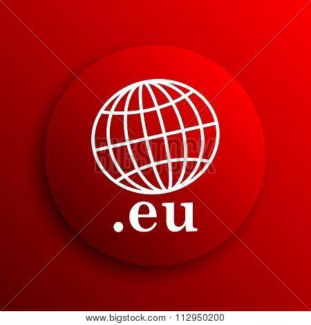 .eu Icon